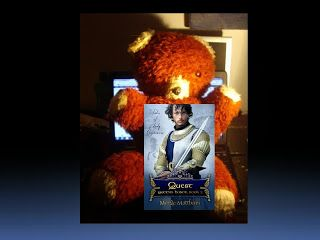 Mary Ann Bernal: Mr. Chuckles visits the Wizard's Cauldron where Fantasy Writer Mande Matthews discusses her books
