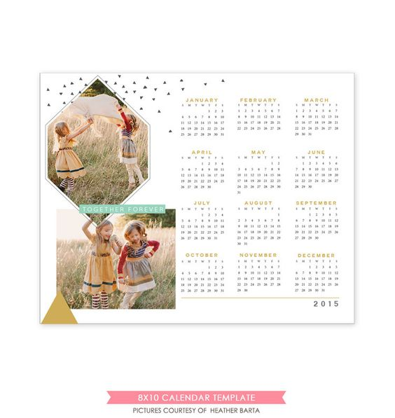 Calendar templates products and 2015 calendar template on for Forever calendar template