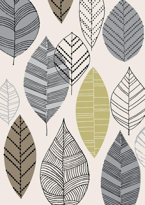 leaves, leaves & leaves