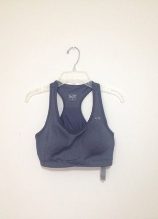 Buy my item on #vinted http://www.vinted.com/womens-clothing/other-clothing/17882254-grey-champion-racer-back-sports-bra