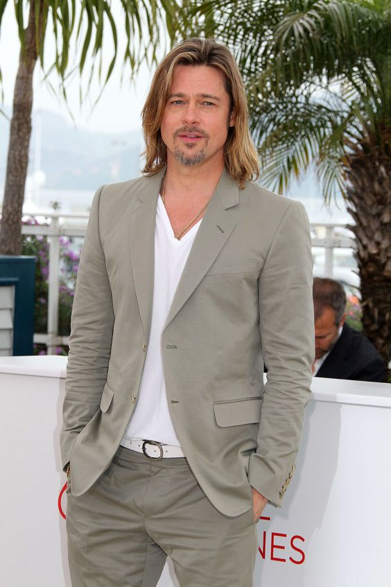 Did you know Brad Pitt used to make a living escorting strippers?