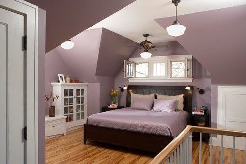 47 Traditional Attic Design Ideas Modernes Schlafzimmer