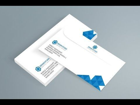 How To Make Envelope Create A Professional Envelope Template In