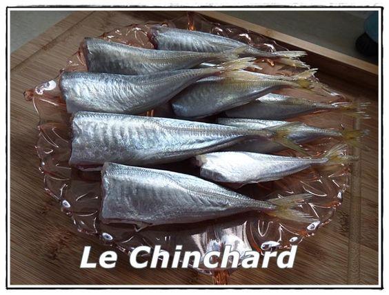 Le chinchard - BLOG LA GUILLAUMETTE -