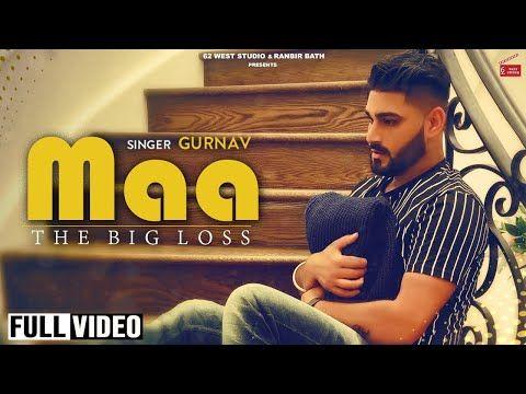 Maa Gurnav Video Song Latest Punjabi Video In 2020 Songs Video Singer