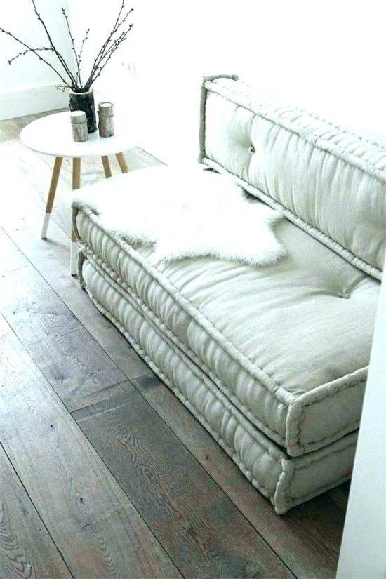 50 Bodenkissen Einrichtungsideen Zum Wohlfuhlen Bodenbetten Matratzen Sofa Matratze Couch