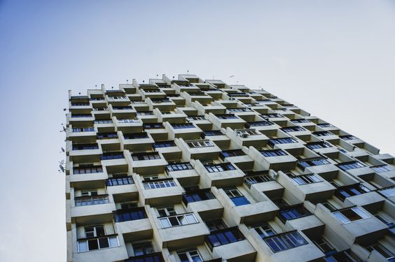 Photograph Interesting high-rise by Dmitry Kurilo on 500px