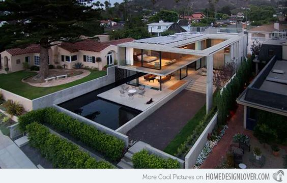 Cresta Residence: A Trendy House with Delicate Luxurious in USA