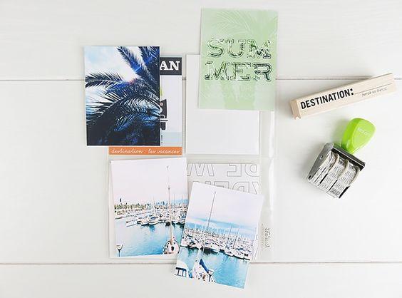 L'été est enfin arrivé ! On vous donne des conseils pour créer votre album de vacances à l'aide de notre gamme Story Book ! Album, pochettes transparentes, papiers imprimés, étiquettes, tampons et stickers... tous les ingrédients sont réunis pour composer un projet mémorable ! Par Laetitia ROULLEAU. #storybook #kesiart #projectlife #tuto #tutoriel #scrapbooking #memorykeeper