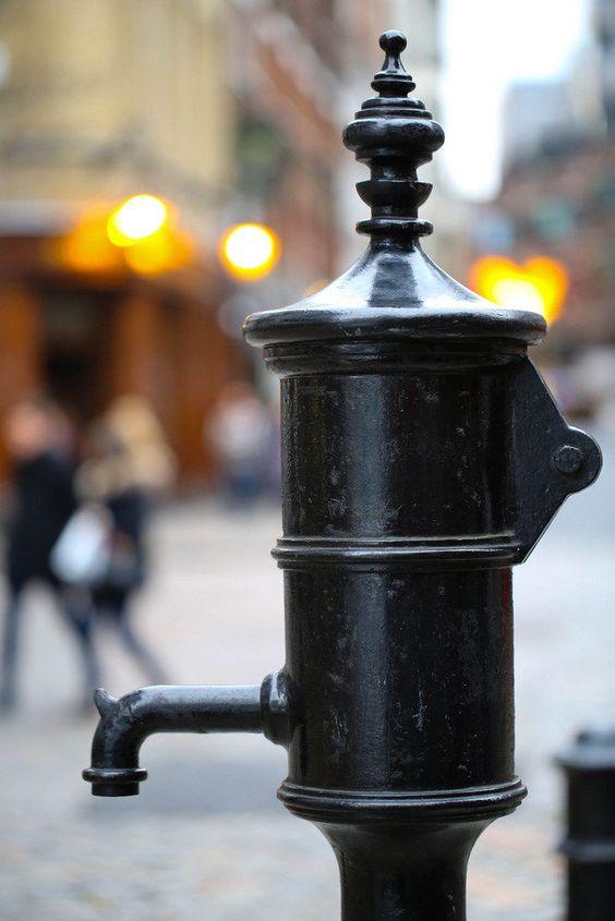 John Snow's water pump, Soho