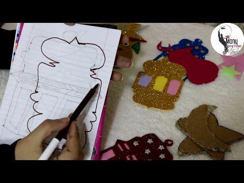 طريقة رسم الفانوس والنجمة والهلال بسهولة زينة رمضان Youtube Projects To Try Popsockets Projects