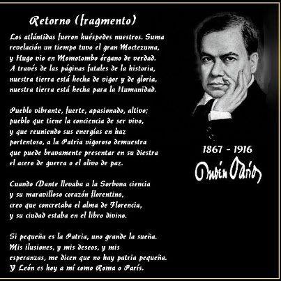 Poemas de ruben dario en espanol google search rub n for Buscador de poemas