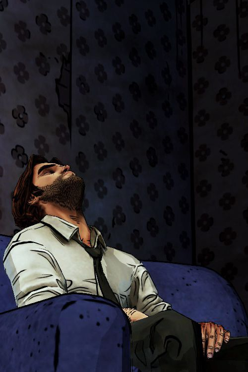 The Wolf Among Us || Bigby