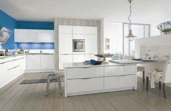 wellmann Küchen - modern und chic - ALNO Küchen Kiel Küche