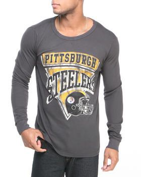 (LOOK!!) Buy Pittsburgh Steelers Time Out Thermal Shirt Men's Shirts from Junk Food. Find Junk Food fashions & more at DrJays.com