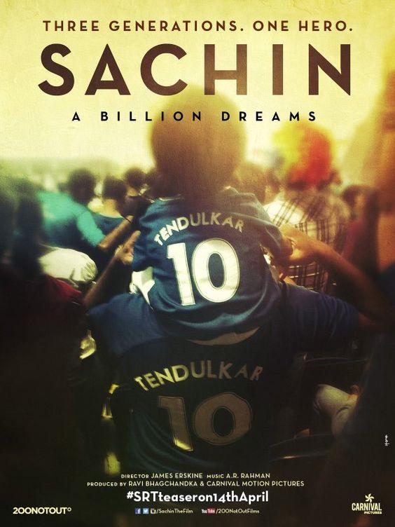 Sachin (2017) BluRay