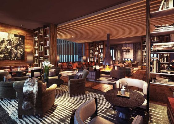 The Chedi Andermatt Hotel, Switzerland DENNISTON