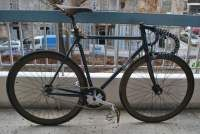 Cinelli Gazzetta on Bronze velocity b43 rims