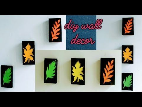 Foam Sheet Wall Decor Diy Wall Decor Unique Wall Hanging Ideas Amazing Pixies Youtube Art And Craft Videos Crafts Diy Crafts