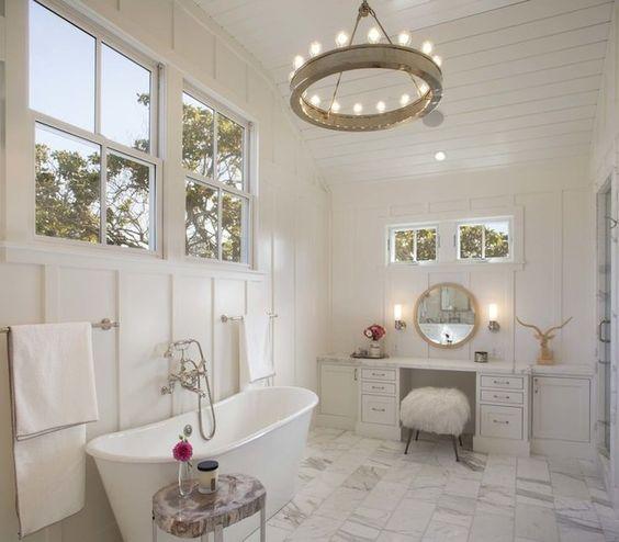 board and batten interior walls   Interiors   bathrooms   full wall board  and batten. board and batten interior walls   Interiors   bathrooms   full