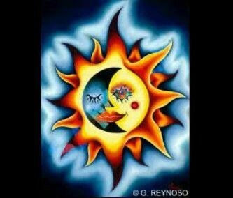 Luna sol