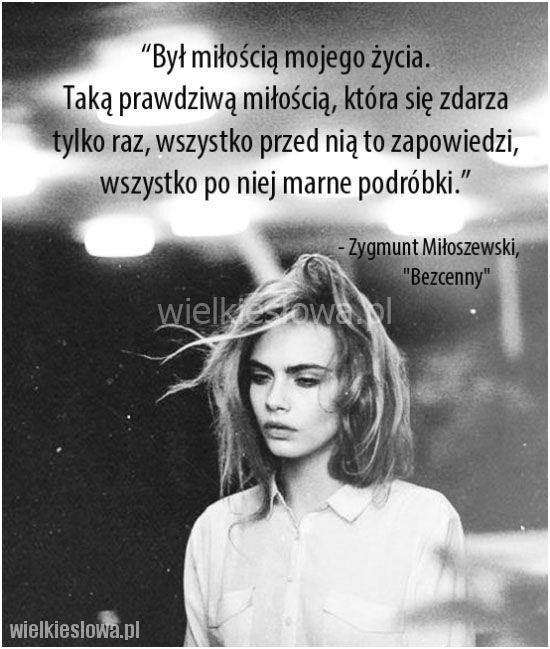 Był miłością mojego życia... #Miłoszewski-Zygmunt,  #Miłość