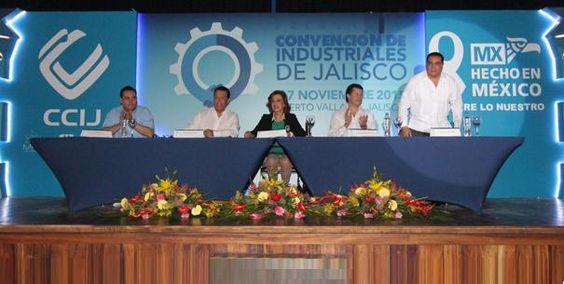 Puerto Vallarta es sede de la Primera Convención de Industriales de Jalisco