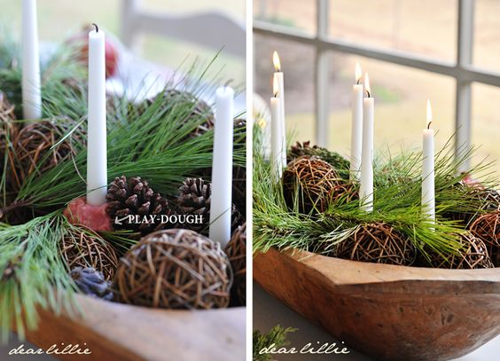 Dear Lillie: Little Christmas Decorating Tips and Tricks