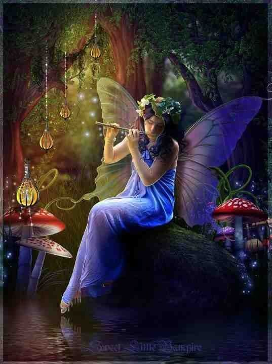 Blue fairy: