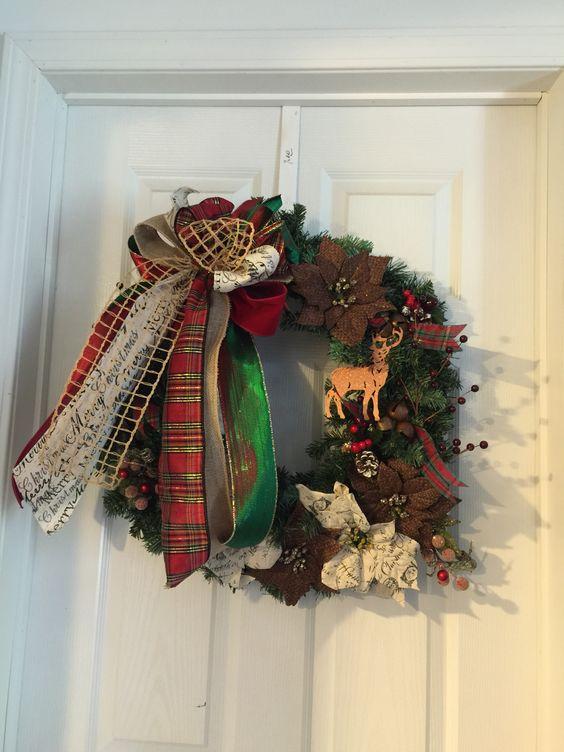 My new wreath