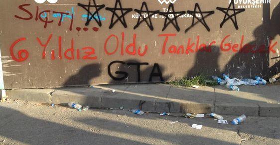 #occupygezi #direngeziparki #GTA #chapulling