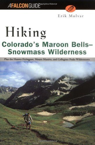 Hiking Colorado's Maroon Bells-Snowmass Wilderness by Erik Molvar. Save 33 Off!. $12.76. Publication: August 1, 2001. Author: Erik Molvar. Series - Regional Hiking Series. Publisher: FalconGuides; 1st edition (August 1, 2001)
