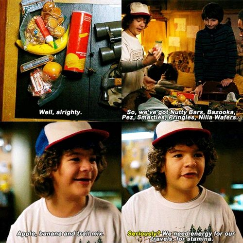 dustin, funny, and tumblr image