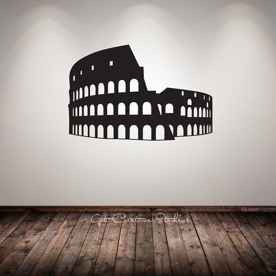 Pinterest the world s catalog of ideas for Wall stickers roma