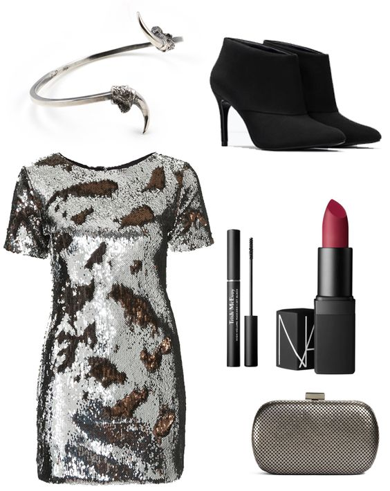 3 Women's Looks for New Year's Eve | Outfit Ideas | Washingtonian: