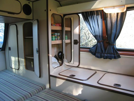 Custom Westy Interior Shelving By Gowesty Official