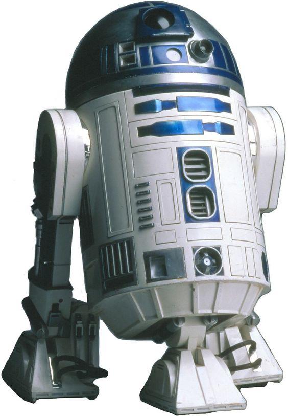 R2D2, der Droide, der auch problemlos Raumschiffe reparieren konnte, lernte auf Tatooine seinen zukünftigen Gefährten C-3PO kennen.  Seidenmatte, selbstklebende Folie. Eignet sich für Feinputz, Raufaser, Tapeten, Glas, Fliesen,Holz, Kunststof fund viele andere saubere, silikon und latexfreie Untergründe.  Maße (B/H): ca. 40/58 cm.   Artikeldetails:  Dekoratives Wandtattoo, Inkl. bebilderter Kle...