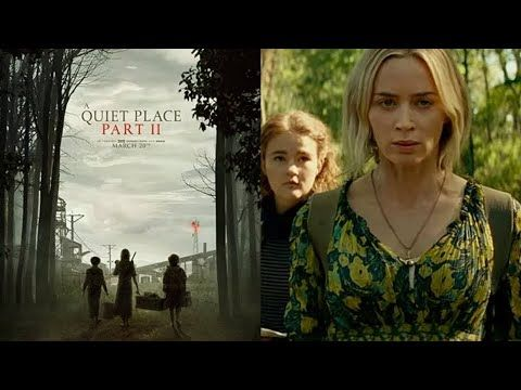 Quiet Place 2020 Movie Full Hd New Hollywood Hindi Dubbed Movies New Release Action Movie Full Youtube In 2021 New Hollywood Movies 2020 Movies Action Movies