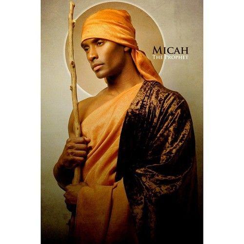 """MICAH: Noir Bible"" by International photographer James C. Lewis"