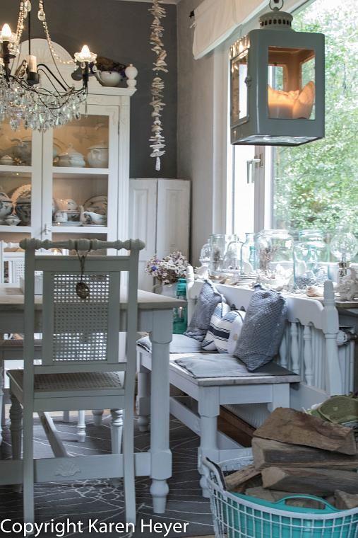 Shabby Schoner Wohnen Im Strandhaus Look Allegrias Landhaus In 2020 Schoner Wohnen Strandhaus Haus