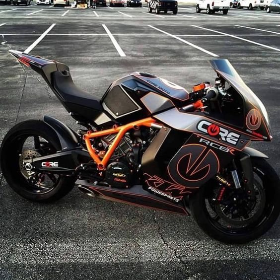 KTM RC8R Motorcycles - FOSTERGINGER @ Pinterest