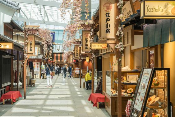 The best places to eat at Tokyos Haneda International Airport