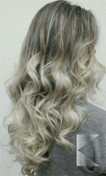 Ombre Hair iluminado