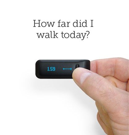 It's more than a pedometer.