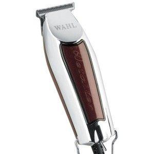 """Wahl Detailer por 77,50€, con cuchillas """"0"""" super afiladas, máximo rasurado, motor de alta potencia, ligera y manejable, cabezal de corte de precisión cromado Wahl T-Blade sin solapamiento."""