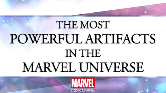 Learn about the most powerful artifacts in the Marvel Universe in a new episode of #MarvelPLAY!