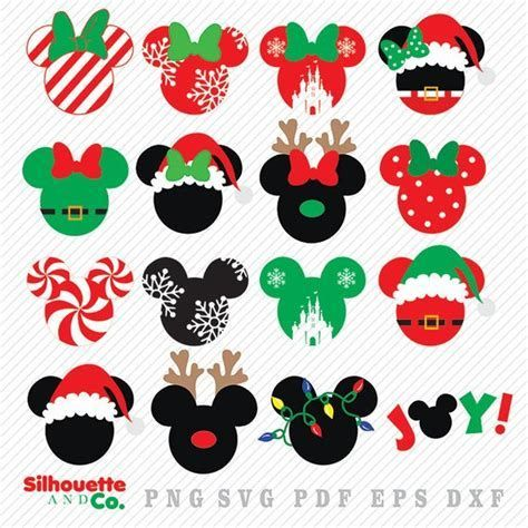 Image Result For Free Disney Christmas Svg Files Logo Mickey Christmas Mickey Mouse Christmas Minnie Mouse Christmas