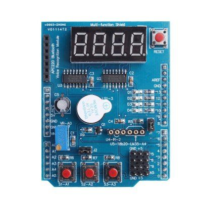 $10.46 (Buy here: http://appdeal.ru/b98z ) Artificial Arduino Multifunctional Expansion Base-board Best for Electronic Components for just $10.46