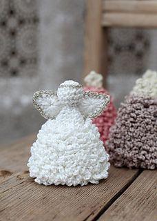 Crochet christmas angel by emma escott inside crochet crochet