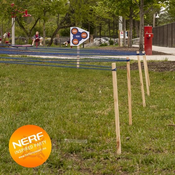 23 outdoor party games pinterest buiten ruimteschepen en verf - Verf balken ...